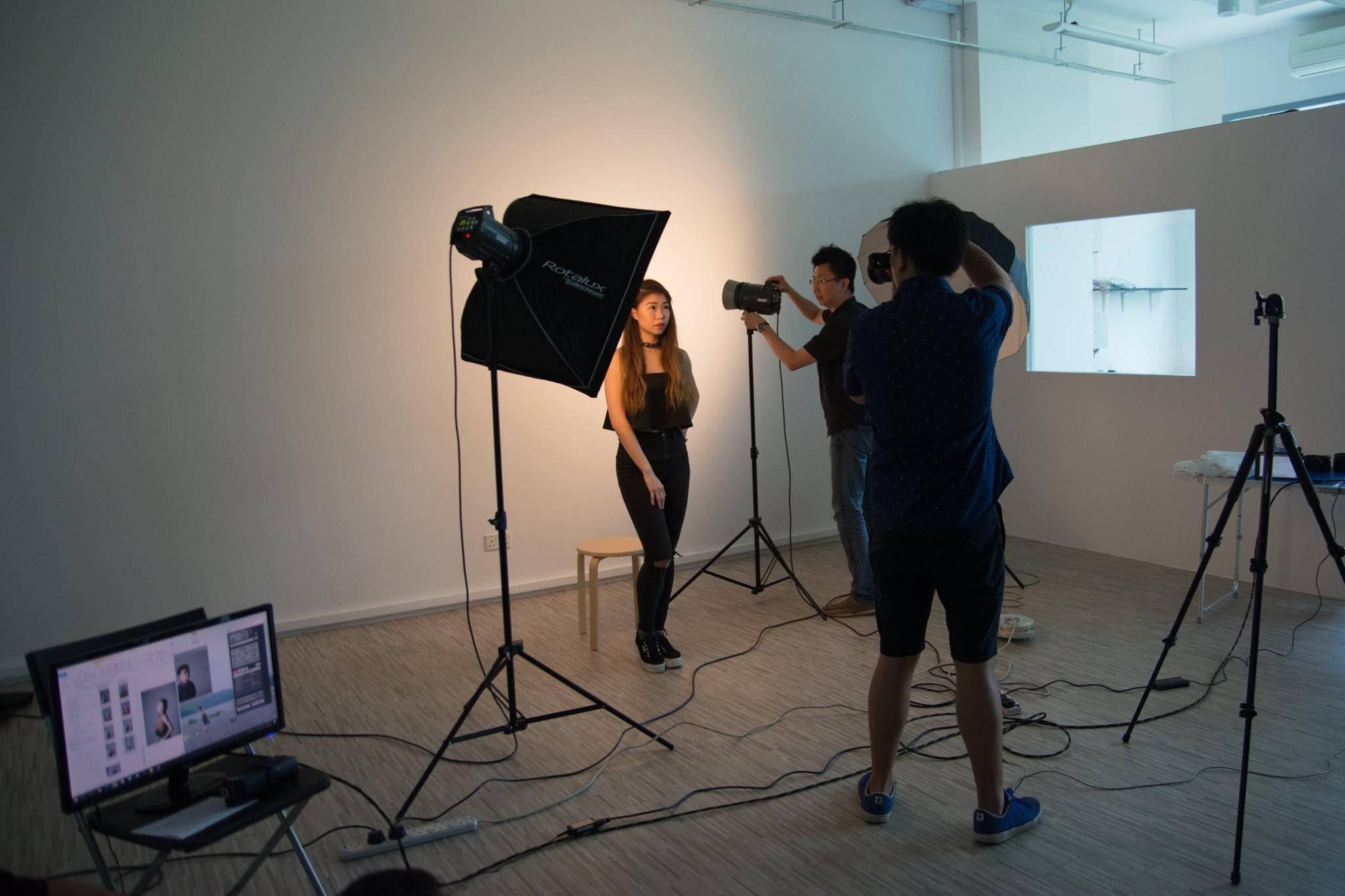 Studio 101: The Basics of Studio Photography
