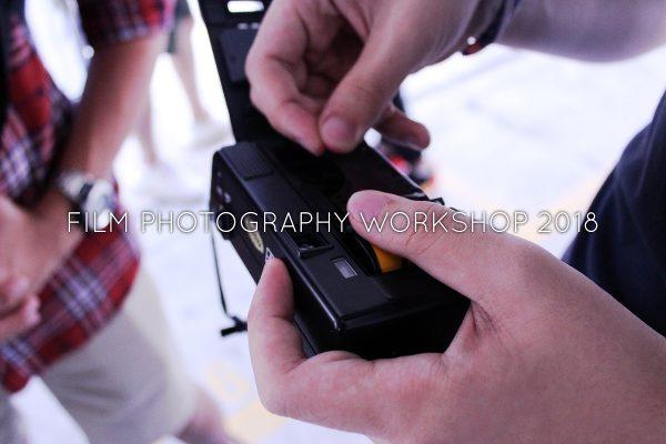 Highlights: Film Photography Workshop 2018