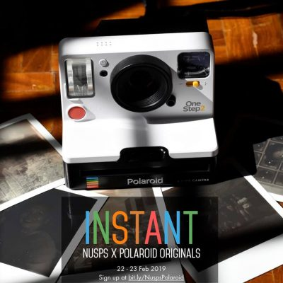 INSTANT: NUSPS X POLAROID ORIGINALS