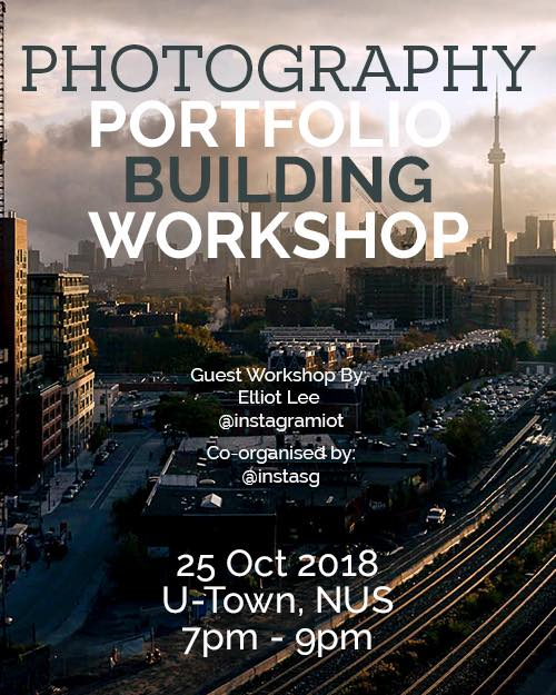 Photography Portfolio Building Workshop