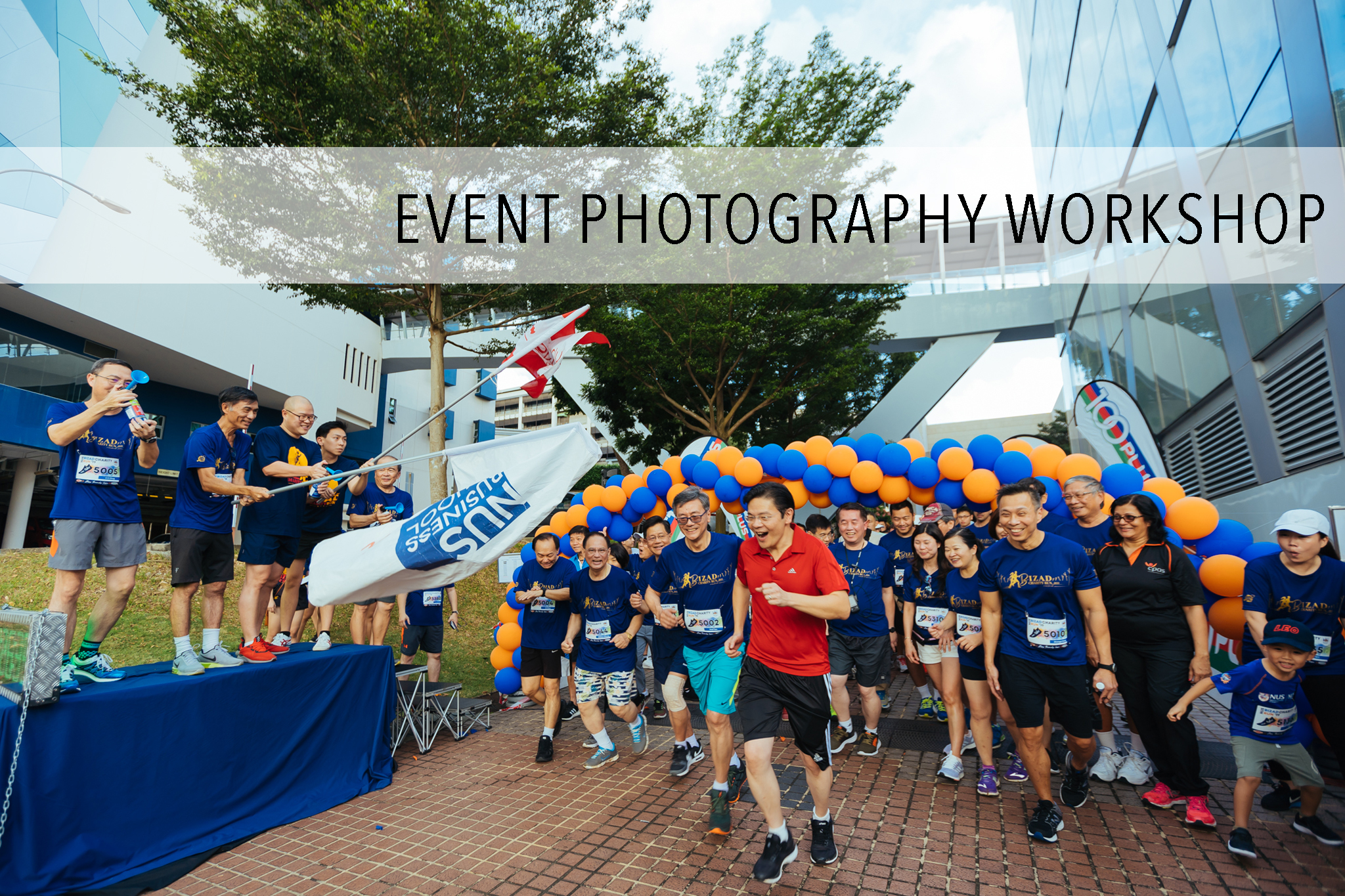 Highlights: Event Photography Workshop