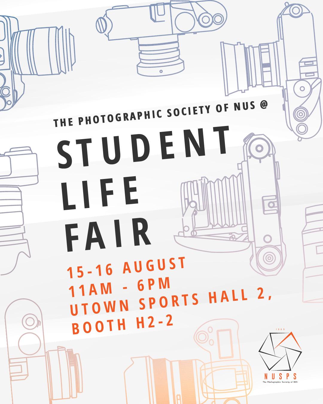 Student Life Fair 2019