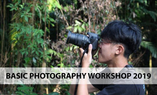 Highlights: Basic Photography Workshop 2019