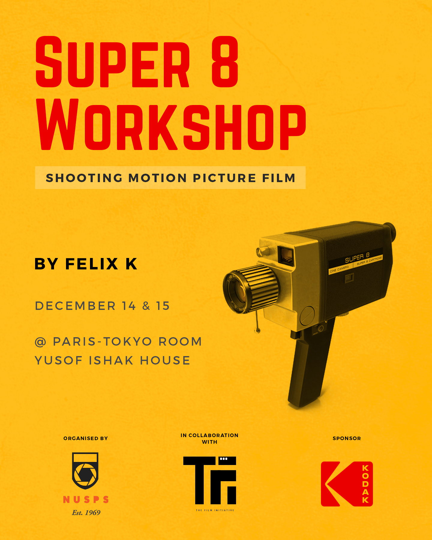 Super8 Film Cinematography