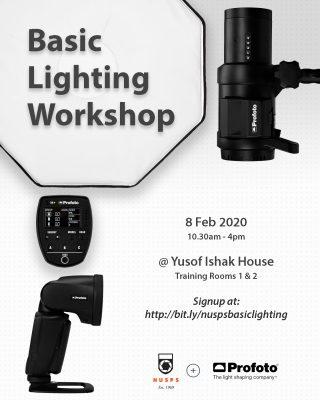 Basic Lighting Workshop 2020