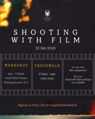 Film Workshop 2020
