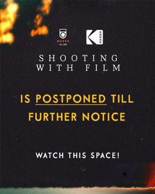 Film Workshop 2020 (Postponed)