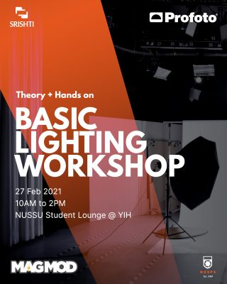 Basic Lighting Workshop 2021