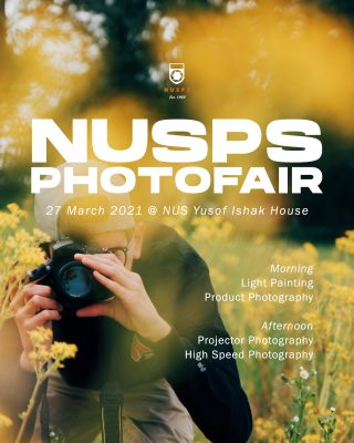 NUSPS Photofair 2021