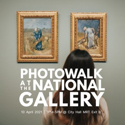 National Gallery Photowalk 2021